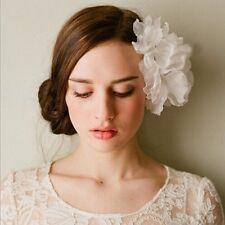 Floral Fascinator Crown & FREE GIFT Racing Bridal Hair Clip Spring Carnival Cup