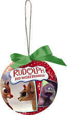 "Rudolph the Red Nosed Reindeer  ""Picture""  American Greetings 2008 ornament"