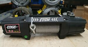 FROM Edge 9.6 12v Winch