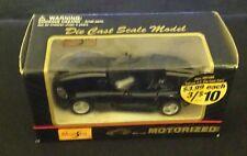 Maisto - Die Cast Scale Model - DODGE VIPER (BLACK)