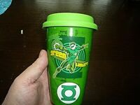 DC Comics Travel Mug Green Lantern Official Merch