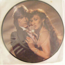 """DOLLAR Who Were You With In The Moonlight Ex '79 Picture Disc 7"""""""