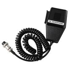 CB Microphone 4 pin Speaker Mic Radio CM4 Worker Cobra Uniden Car J6285a