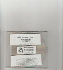 Portishead- Cowboys UK promo cd single.