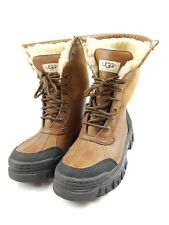 Ugg Authentic Adirondack Durable Shearling 5316 Boots Size 7 US, 38 EU RET $240