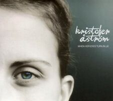 KRISTOFER ASTRÖM - WHEN HER EYES TURN BLUE  VINYL LP SINGLE NEU