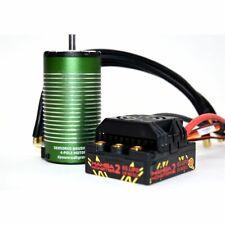 Castle Creations Mamba Monster 2 ESC w/2200kV 1/8th Brushless Motor Waterproof
