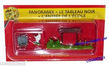 Le VILLAGE d'ASTERIX figurine n° 22 PANORAMIX maitre d'école figurina PLASTOY bd