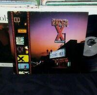 RACER X Second Heat LP RARE ORIGINAL 1986 Shrapnel Records METAL Paul Gilbert