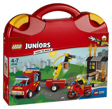 Lego Juniors City Fire Patrol Suitcase (10740)