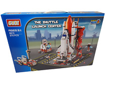 Space Shuttle Launch Pad Building Brick Set 678pcs COMPATIBLE with Leading Brand
