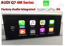 AUDI Q7 4M Series 2015-2016 : Apple CarPlay Integration package