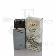 Lapidus by Ted Lapidus M 100ml Boxed