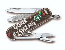 Victorinox Swiss Army Knife Classic SD - 2020 Ltd Edition - Gone Fishing