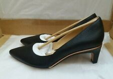 CLARKS ELLIS ROSE escarpin pointu en cuir pour femmes