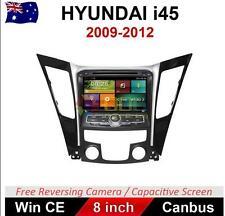 "8"" Car DVD GPS Multimedia Player Navigation for HYUNDAI i45 2009-2012 Model"