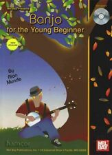 Banjo for the Young Beginner 5-String/NOS/Book w/CD