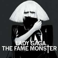 The Fame Monster (8 Tracks) - Lady Gaga CD INTERSCOPE