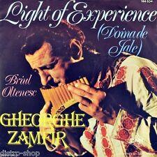 """7"""" GHEORGHE ZAMFIR Light Of Experience Doina De Jale/Briul Oltenesc CNR Pan 1976"""