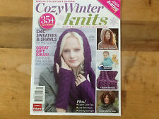 Knitting Today! Magazine Cozy Winter Knits 35+ patterns Special Collector's Ed.