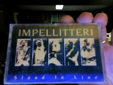 Impellitteri- Stand in Line- new/sealed cassette tape