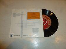 "J C IBANEZ - The Students Patrol - UK 3-track 7"" Vinyl single"