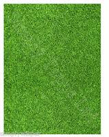 Grass Lawn Printed Sugar Icing Sheet Edible Cake Decoration Craft Field Pitch