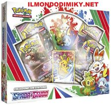 Pokemon Spada e Scudo Starter Figure Box ITALIANO
