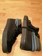 Bikkembergs Mens Suede Boots size EUR 43