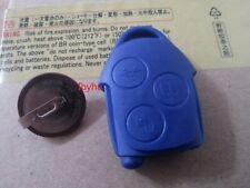 Ford Transit MK7 2006-2014 3 Button Remote Key Fob Case Service Kit + Battery