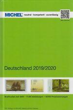 Michel Deutschland Briefmarkenkatalog 2019/2020, mit Altdeutschland, NEU