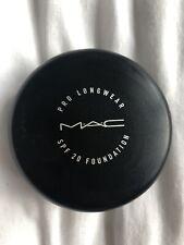Mac Pro Longwear SPF 20 Compact Foundation NC40,,Authentic