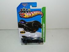 Hot Wheels 2012 HW Imagination #61 Batman Batmobile WB DC Comics Diecast NEW