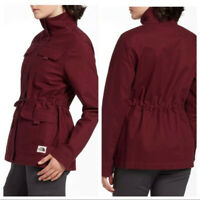 The North Face Utility Jacket Deep Garnet Redt Size Large NWT $140