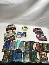 Star Trek Lot of various star trek collectors cards 72 cards & 1 Cd