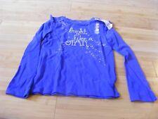 Nwt Gymboree Girls Size 5T, Long Sleeve Shirt, Purple, Bright Like A Star