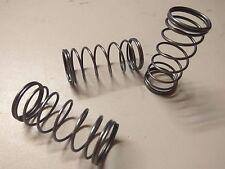 3 x Druckfeder - Spiralfeder - Feder   22,8 x 51mm - Stärke  1,4mm  Stahlfeder