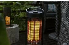 GardenLine 700w Portable Patio Heater With 2 Heat Settings Maximum Effect 🇬🇧