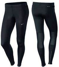 Nike Epic Run Ladies Black Full Length Tights - 645599 010 - 010  Size : XS