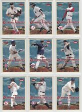 2005 Fleer Tradition Diamond Tributes You Pick the Card Finish Your Set