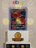 Charizard GX SM60 NM/M MINT Black Star Promo Full Art Ultra Rare Holo Pokemon