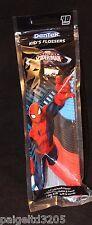 Dentek Marvel Ultimate Spider-Man  Kid's Flossers Dental Floss Fruit Punch 40 Ct