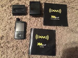 Pioneer XM Satellite Radio GEX-XMP3 Car & Home Cradle & Manuals READ DESCRIPTION