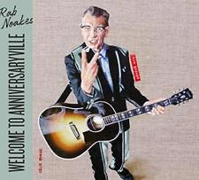 Rab Noakes - Welcome To Anniversaryville (NEW CD)