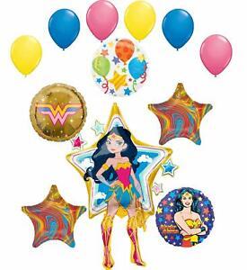 20 DC Comics Wonder Woman 1984 Movie Stickers Party Favors Teacher Supply #2