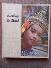 LE SIAM - WALT DISNEY - TEXTE ORIGINAL DE PIERRE BOULLE