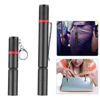 Super Bright 300lm/500lm LED Flashlight Portable Keychain Penlight Torch Light