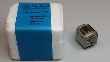 Telefunken G435 Hör - Sprech - Kopf Tonkopf Tonband neu Typ G 435