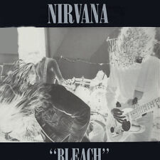 Lp vinilo Nirvana Bleach grunge Classic Vinyl Remastered sub pop Kurt Cobain