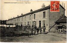 CPA  Amagne-Lucquy (Ardennes) - La Cité   (225010)